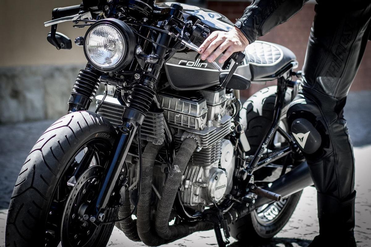 Rollin Bikes CB750