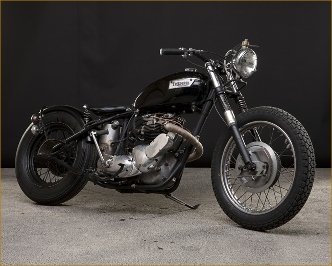 the One Motorcycle Show Bobber