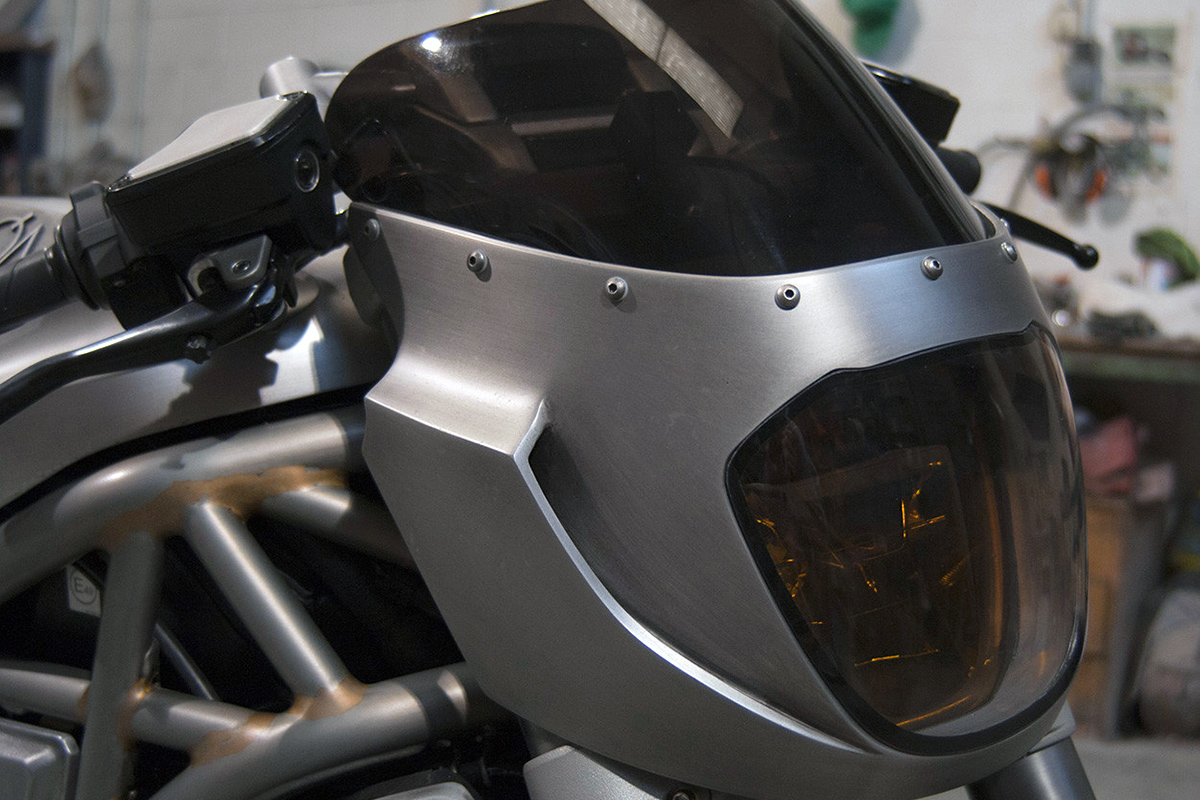 Ducati Diavel custom Valtoron
