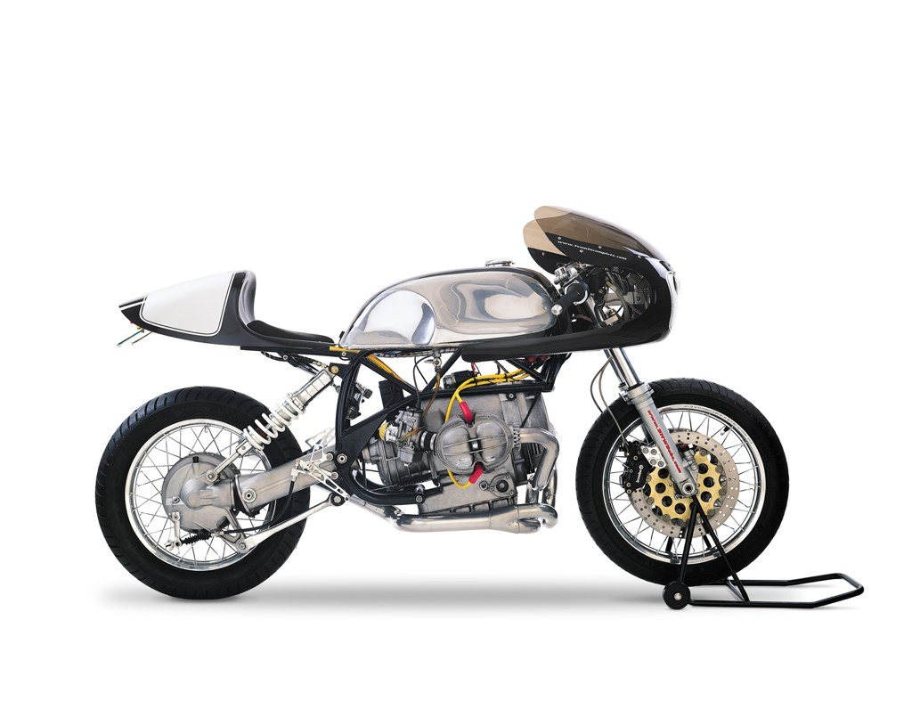 Team Incomplete Bmw Boxer Return Of The Cafe Racers