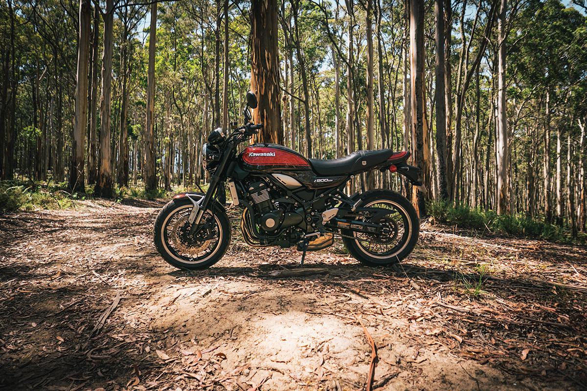 Kawasaki Z900RS ride review