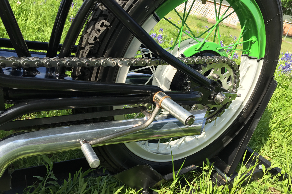 Honda CB175 Bryan Fuller