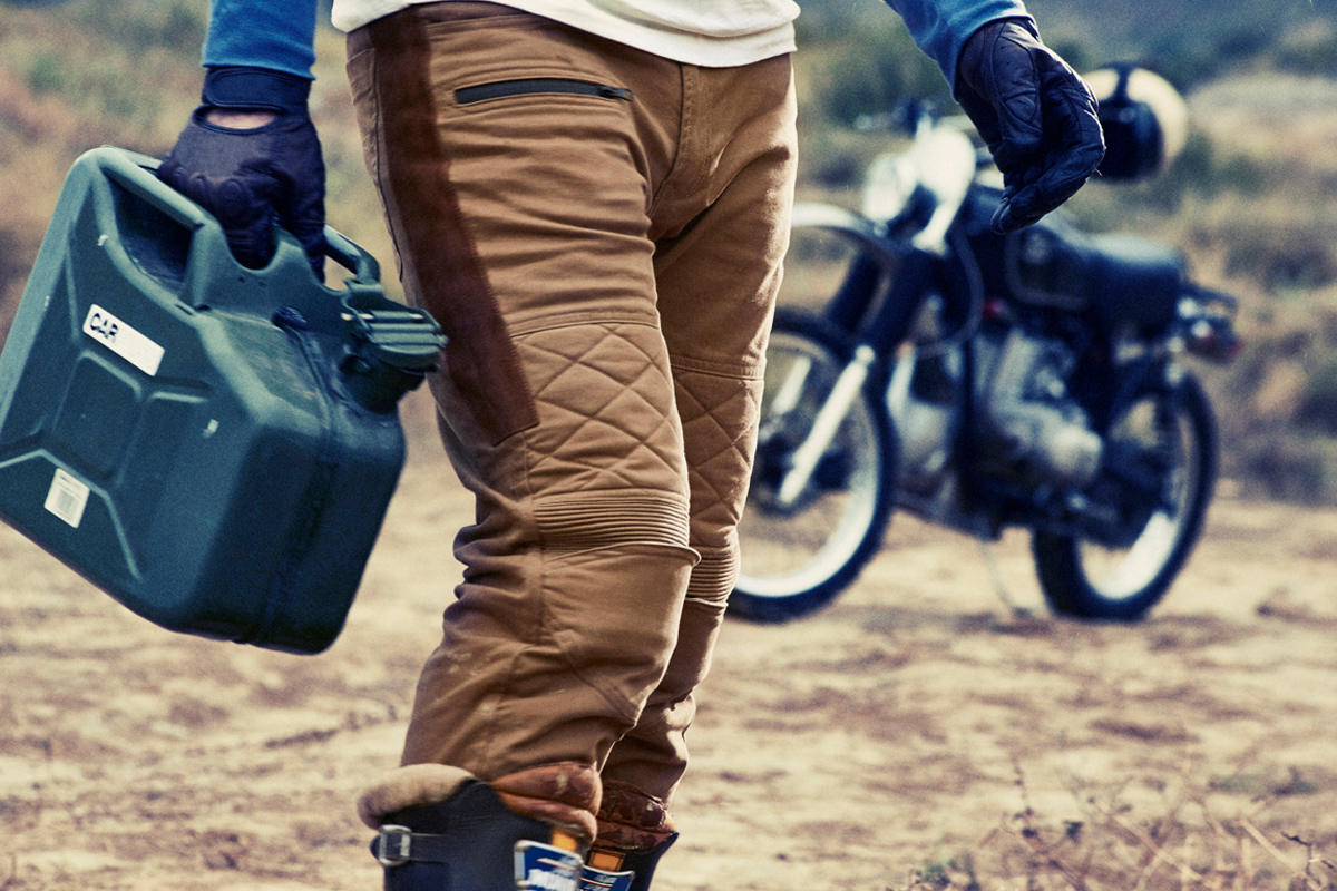 Fuel Sergeant motorcycle jeans