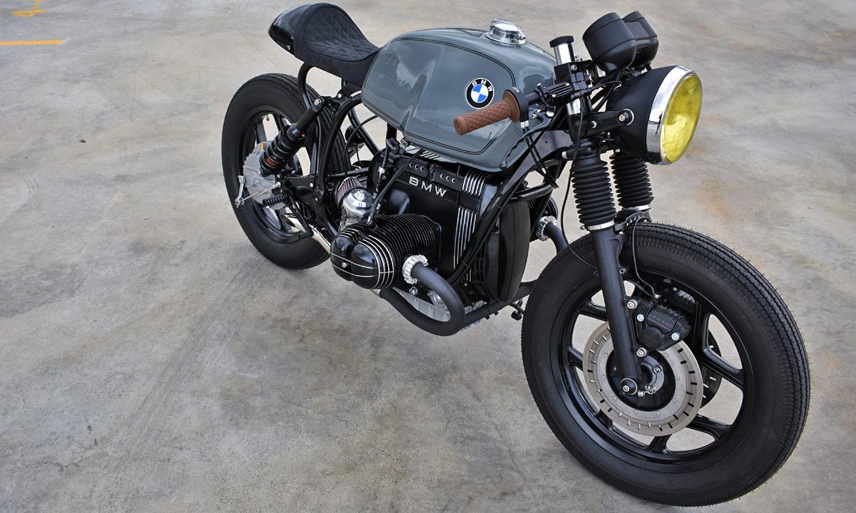 BMW R100 Cafe Racer