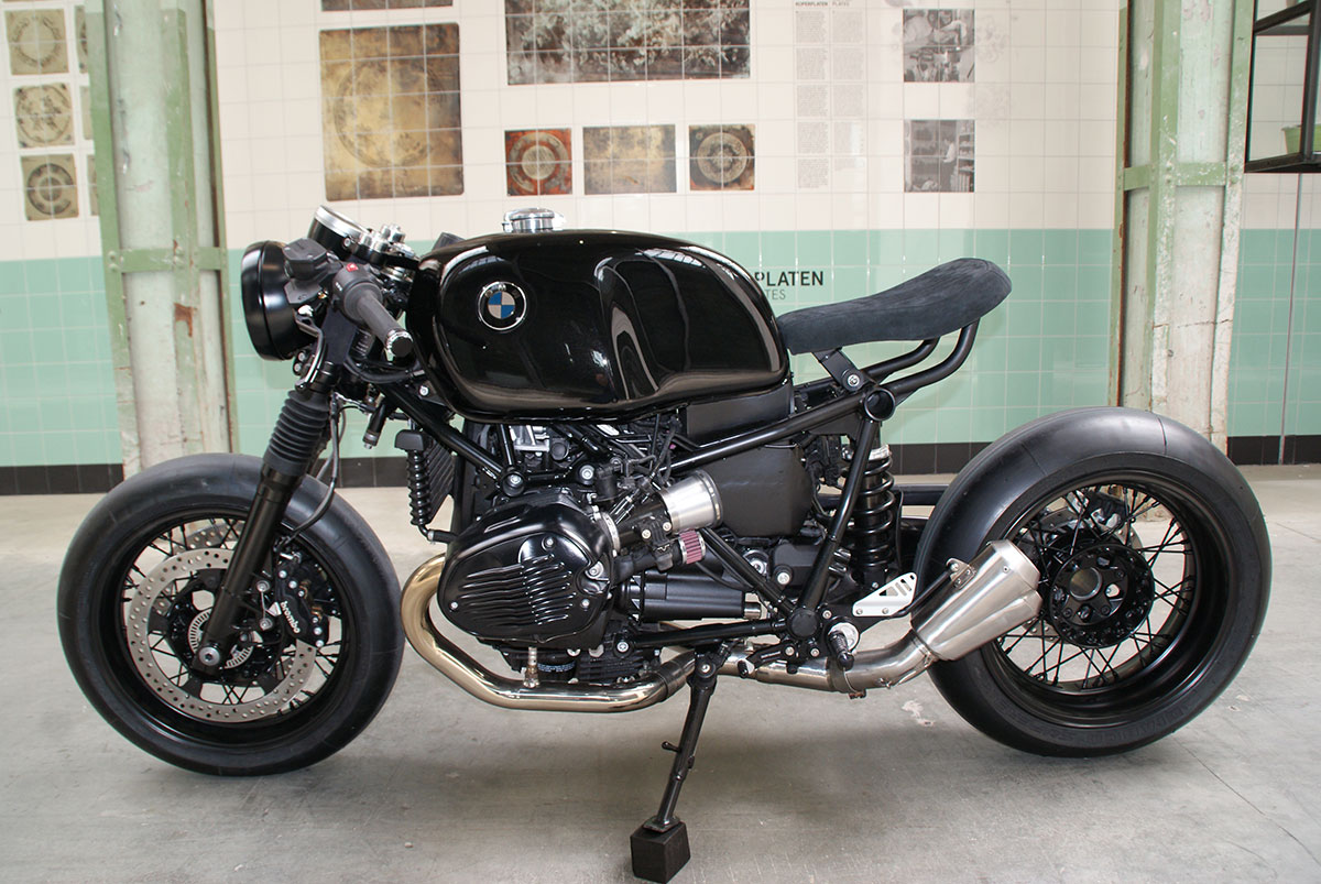 Deepcreek Cycleworks BMW R Nine T cafe racer