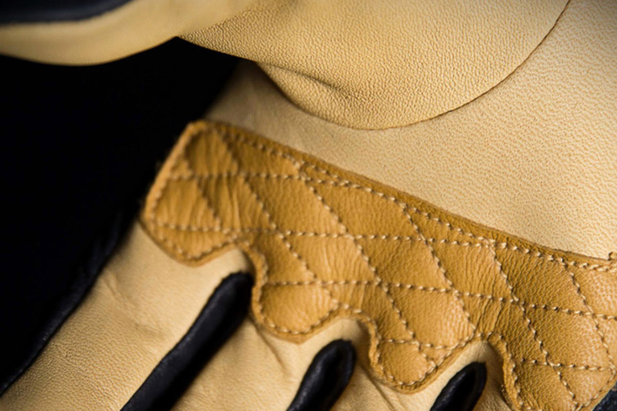 Icon AXYS Motorcycle Glove review