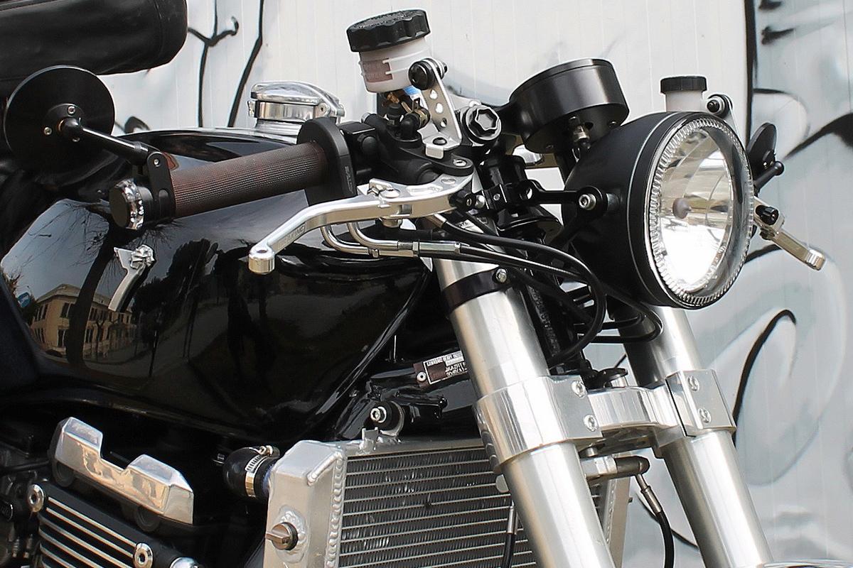 Seven Motors Kawasaki ZRX1100 cafe racer