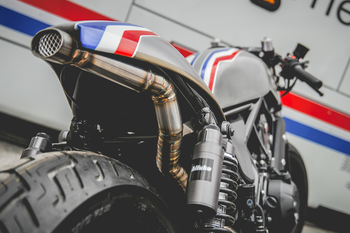 Honda Rebel 500 Cafe Racer