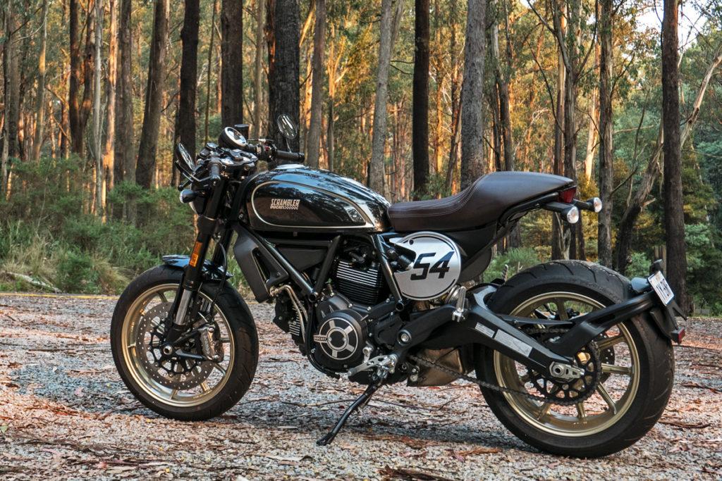 Ducati Scrambler Cafe Racer ride review