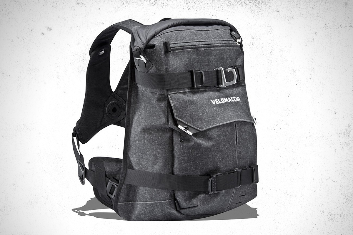 Velomacchi Speedway Backpack review