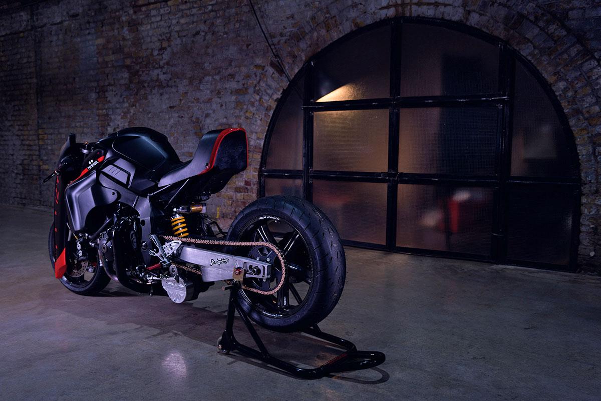 Partridge Designs TW Steel Yamaha MT10