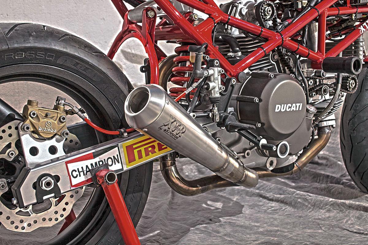 Ducati Monster 750 XTR Pepo