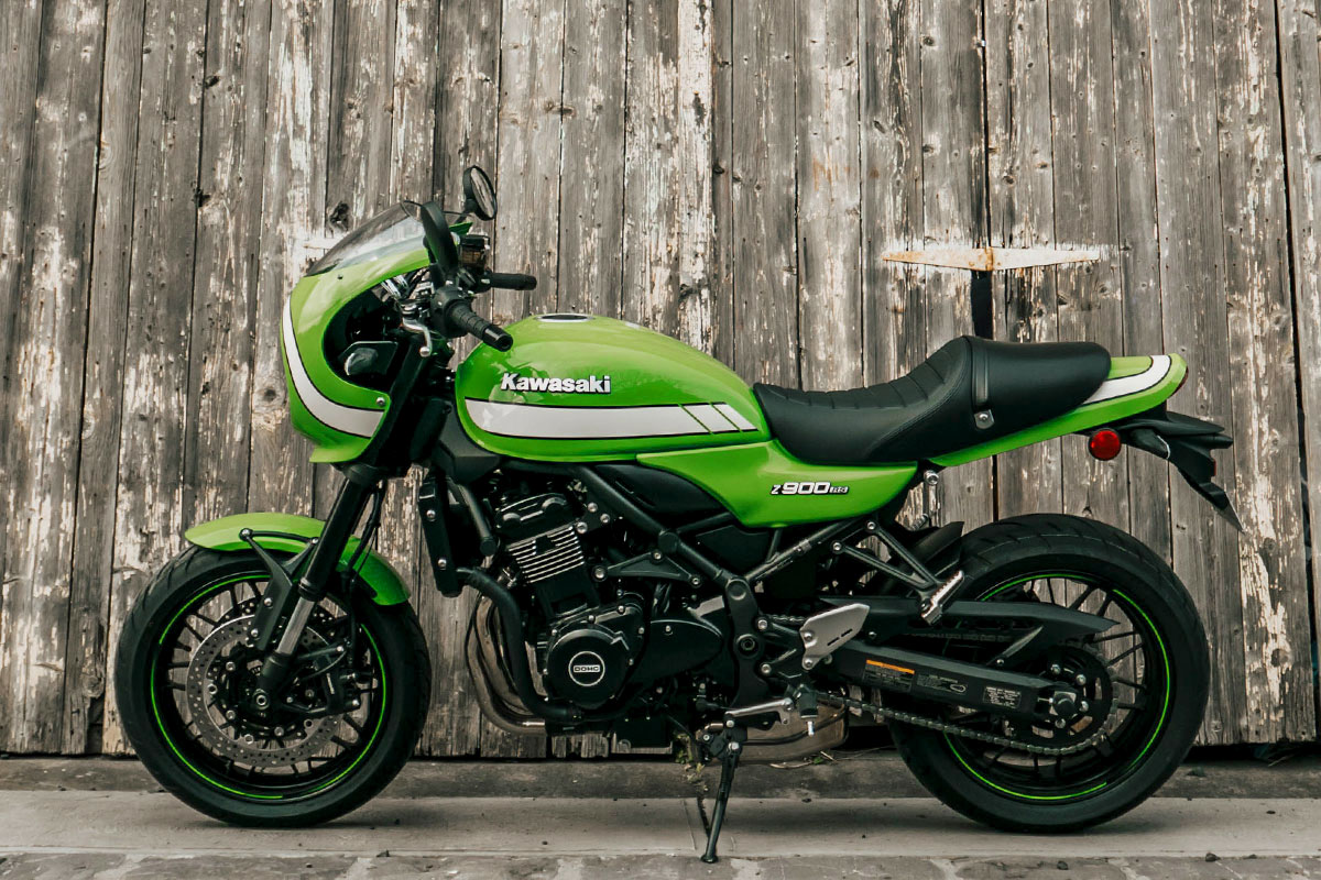 cafe racers for sale Kawasaki Z900RS cafe