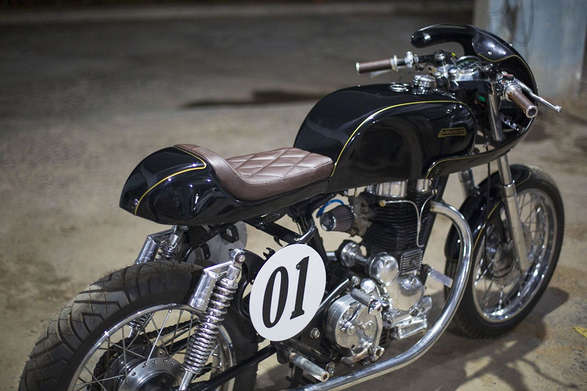 Royal Enfield Cafe Racer Kits