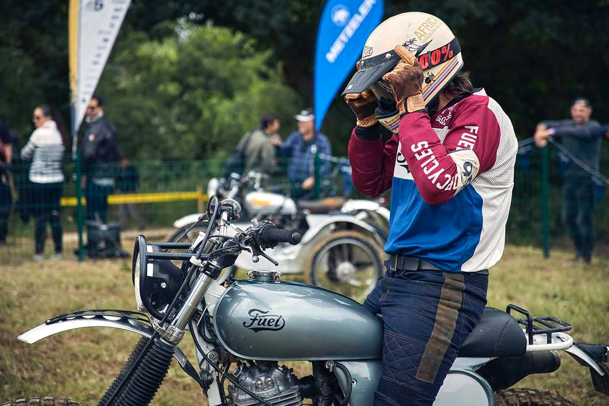 Fuel motorcycles Rodeo Glove review