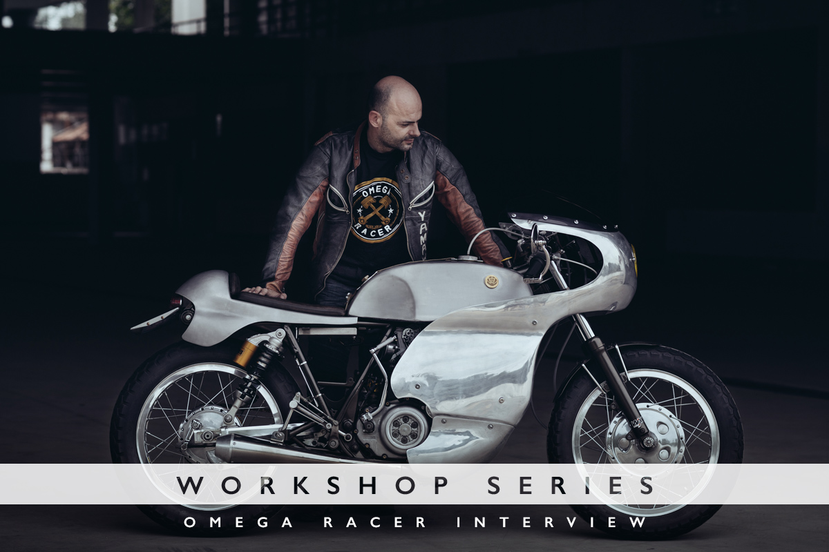 Omega Racer interview workshop series