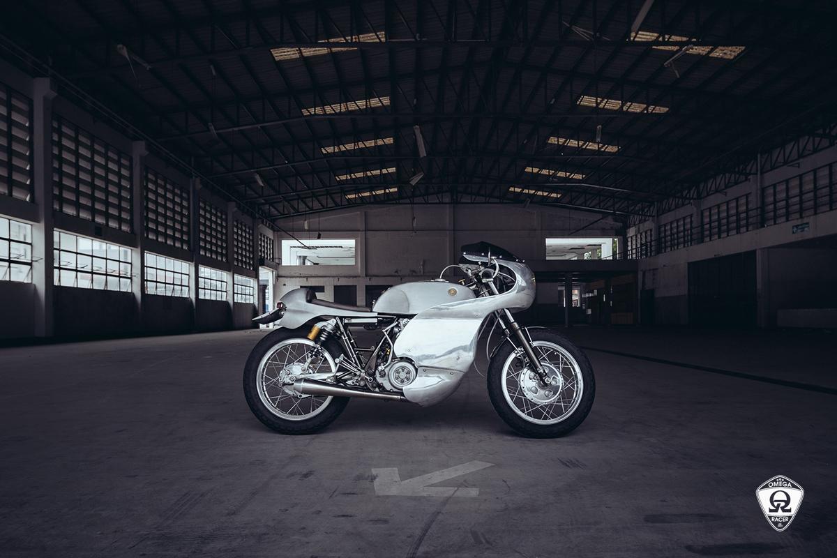 Omega Racer interview workshop series