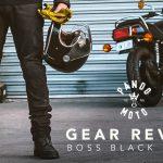Pando Moto Boss Black Jeans Review