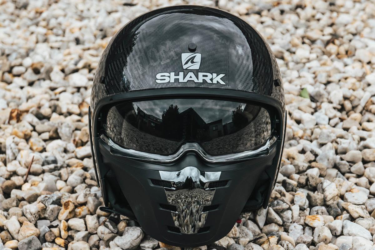 Shark Drak Helmet