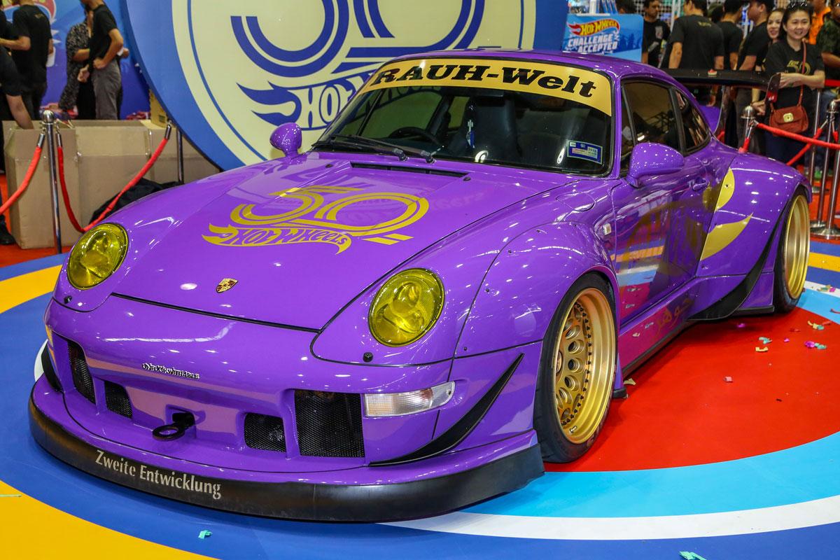 RWB Porsche Hot Wheels