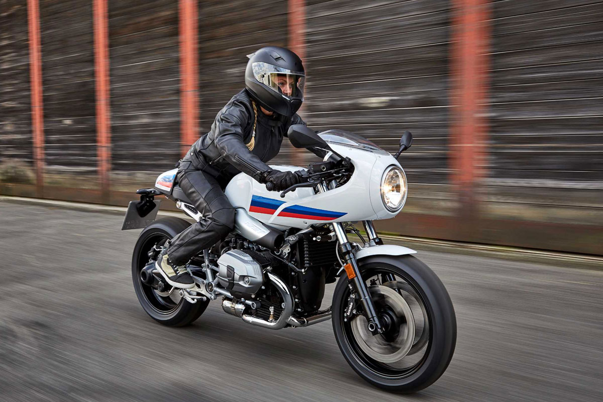 cafe racers for sale bmw r9t Racer
