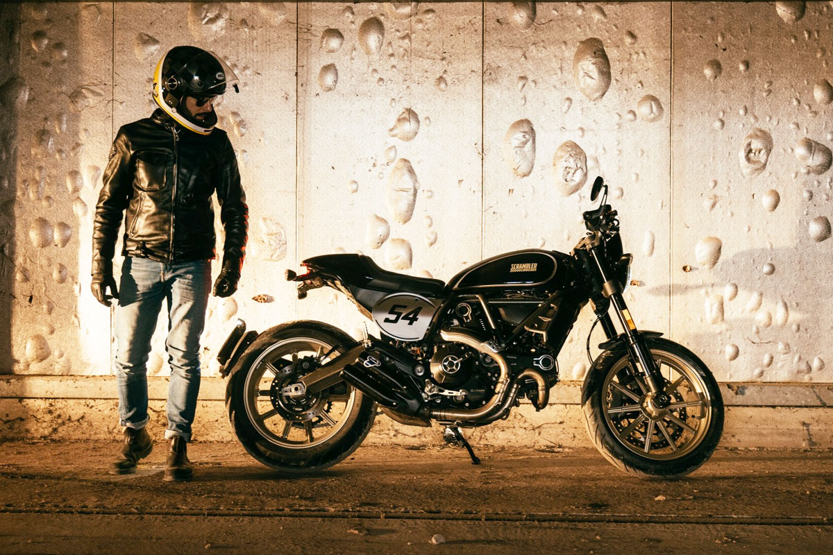 cafe racers for sale Ducati scrambler cafe racer
