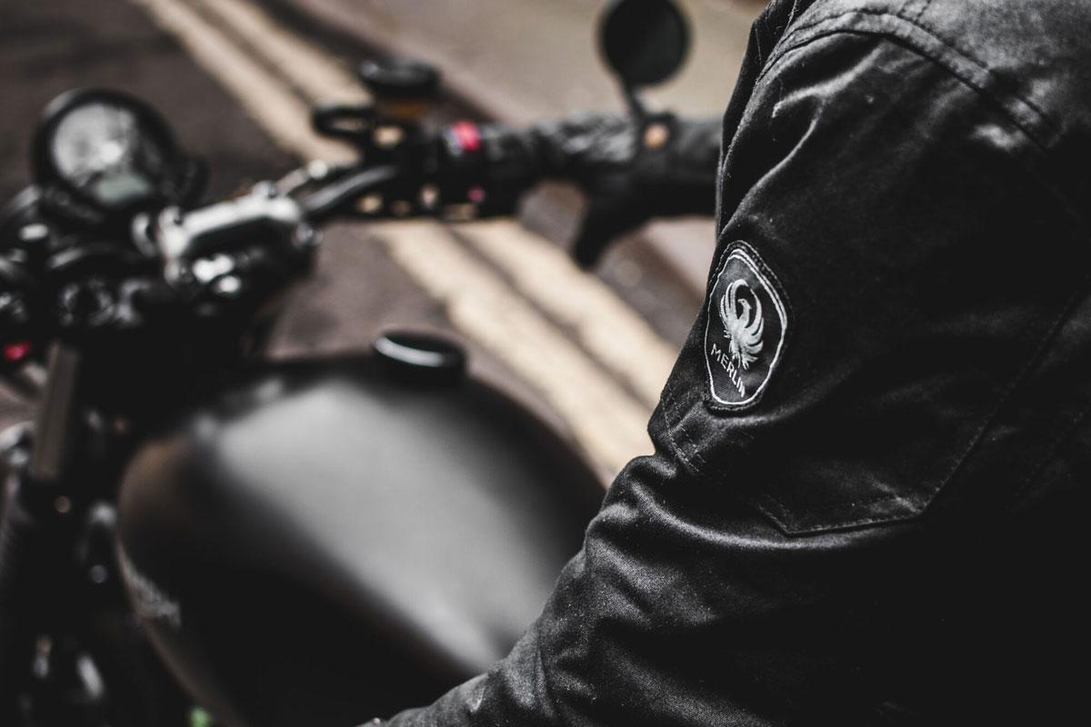 Merlin Atlow motorcycle jacket