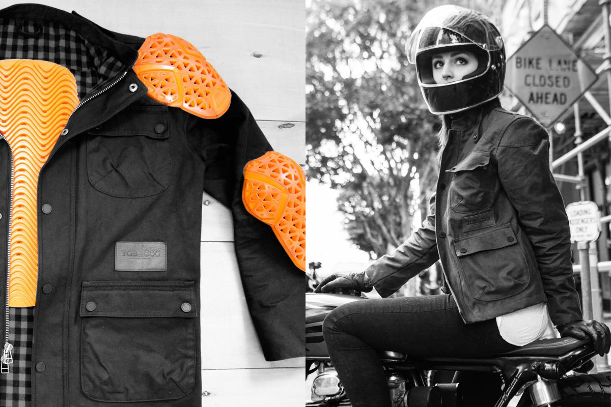 tobacco mccoy motorcycle jacket
