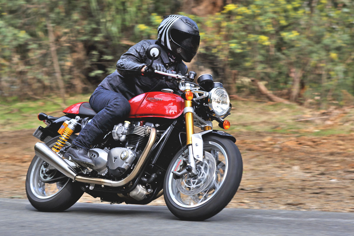 cafe racers for sale Triumph Thruxton R