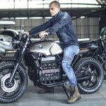 Pando Moto Karl Desert motorcycle jeans