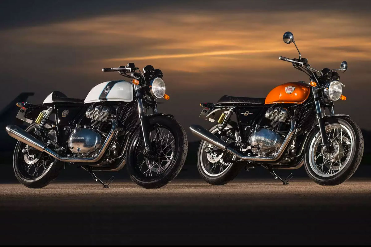cafe racers for sale Royal Enfield Continental GT 650
