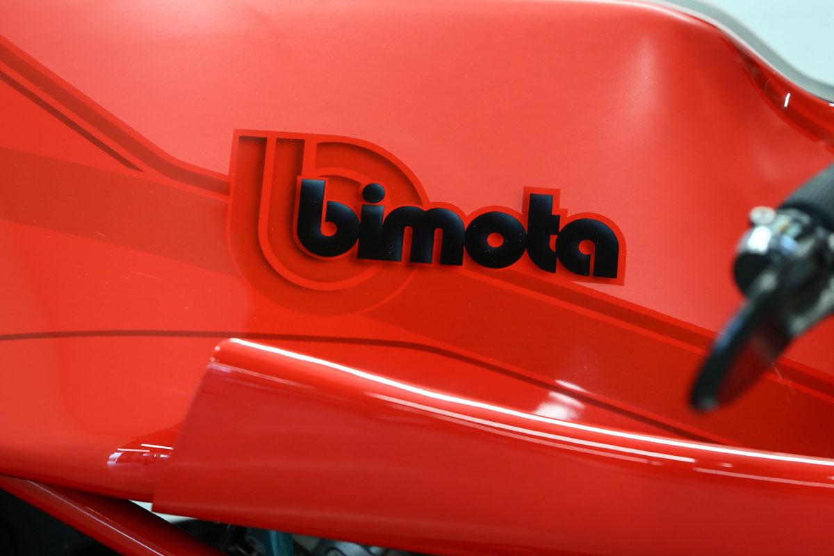 Bimota DB1 cafe racer