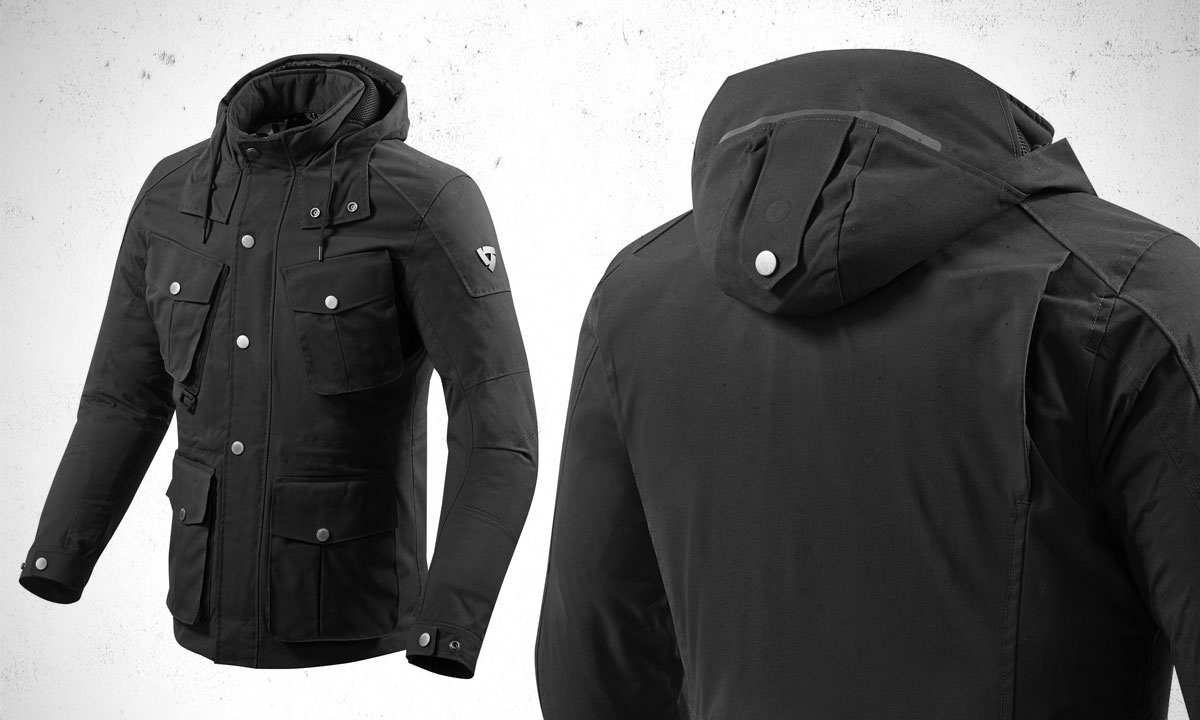 Revit Triomphe Jacket