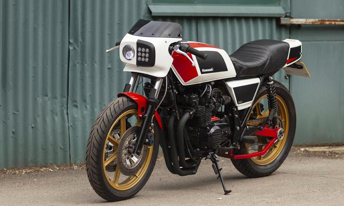 Kawasaki GPZ550 Cafe Racer