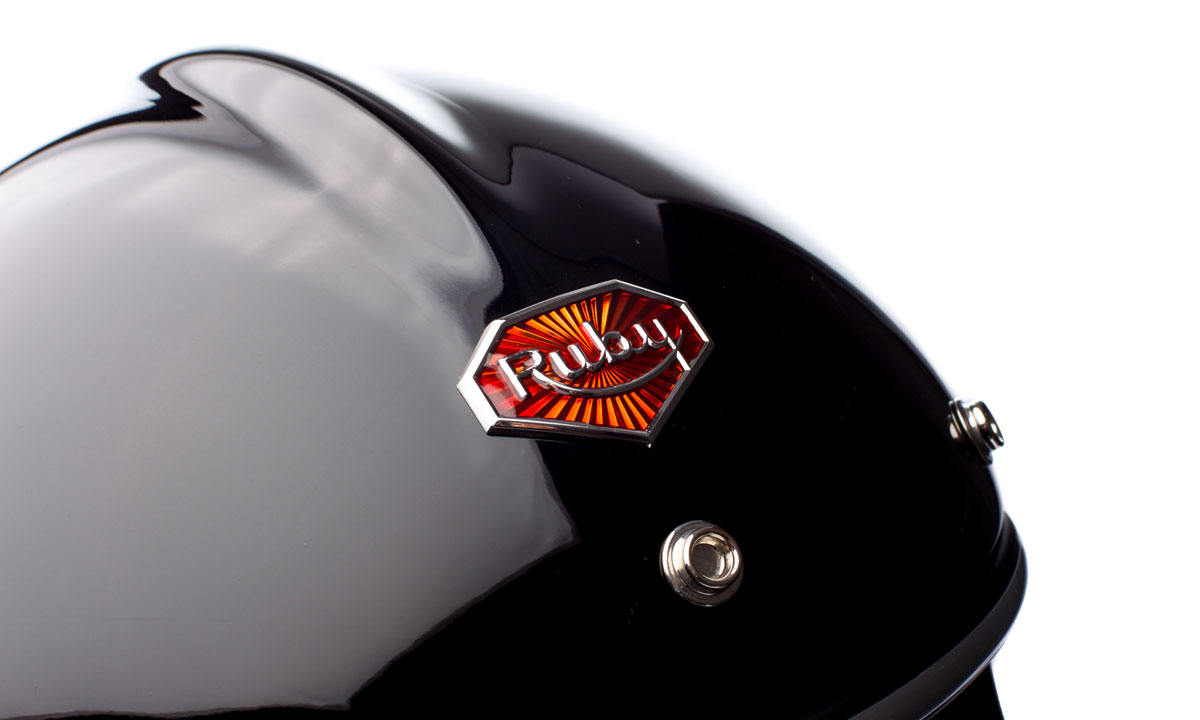 Ruby Castel Helmets
