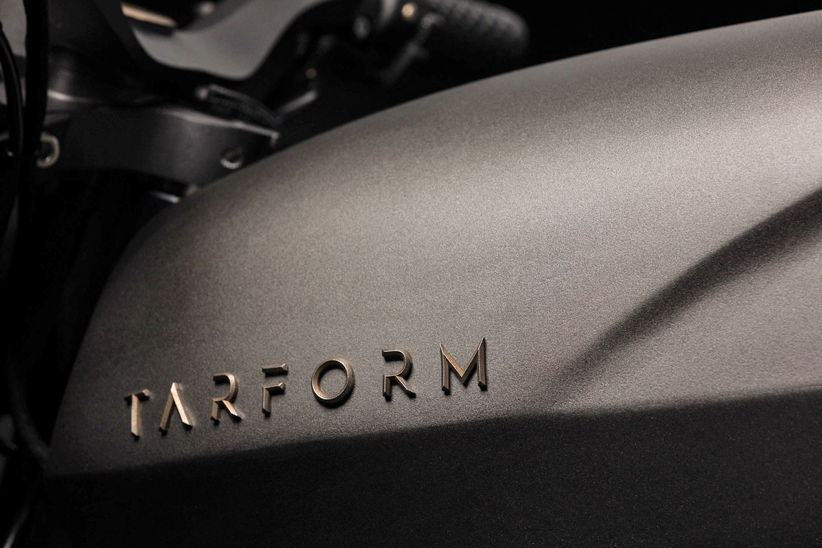 Tarform Elecrtic Motorcycle