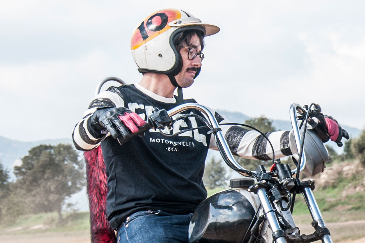 Victory Motorcycle Gloves