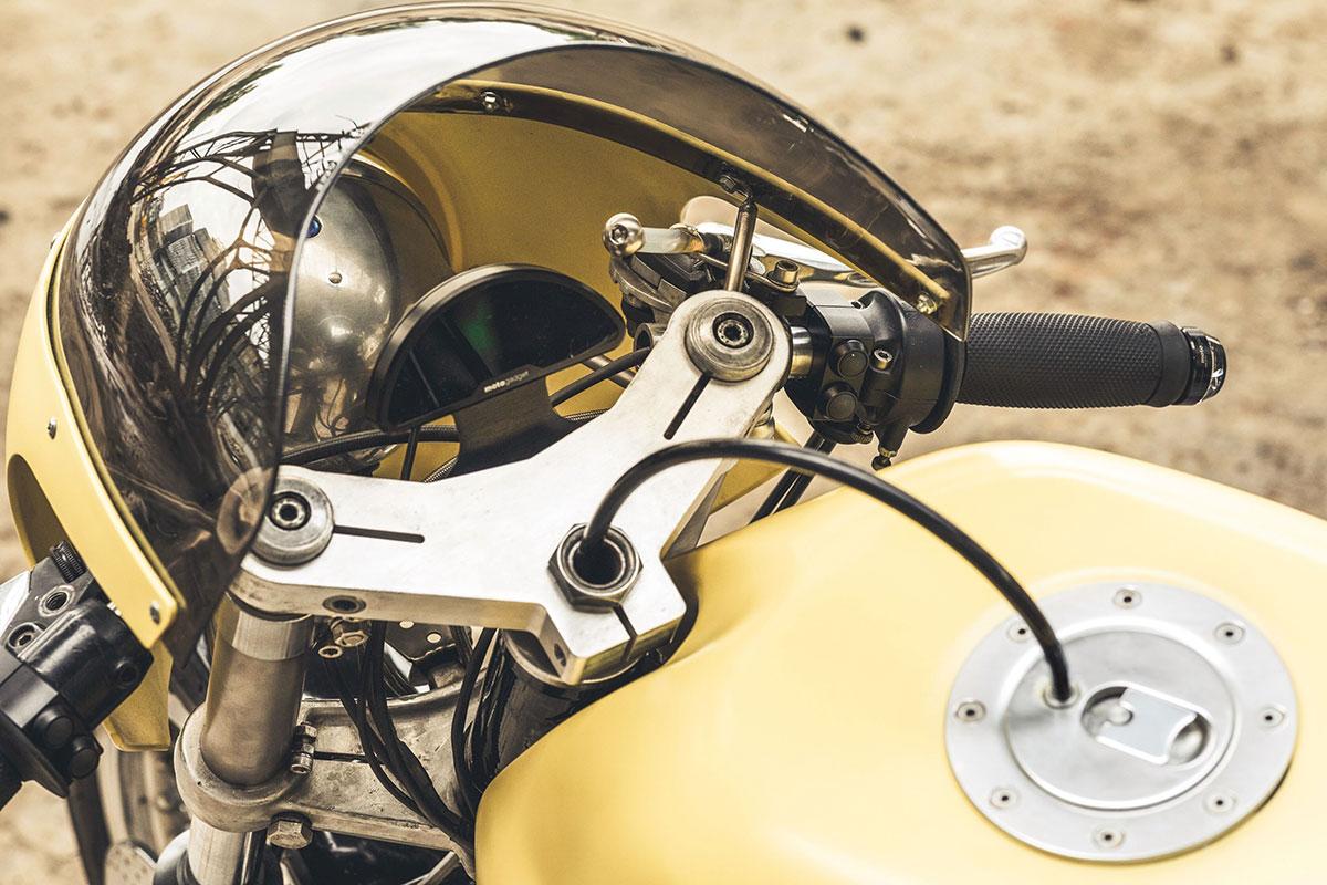 Moto Guzzi Le Mans Cafe Racer