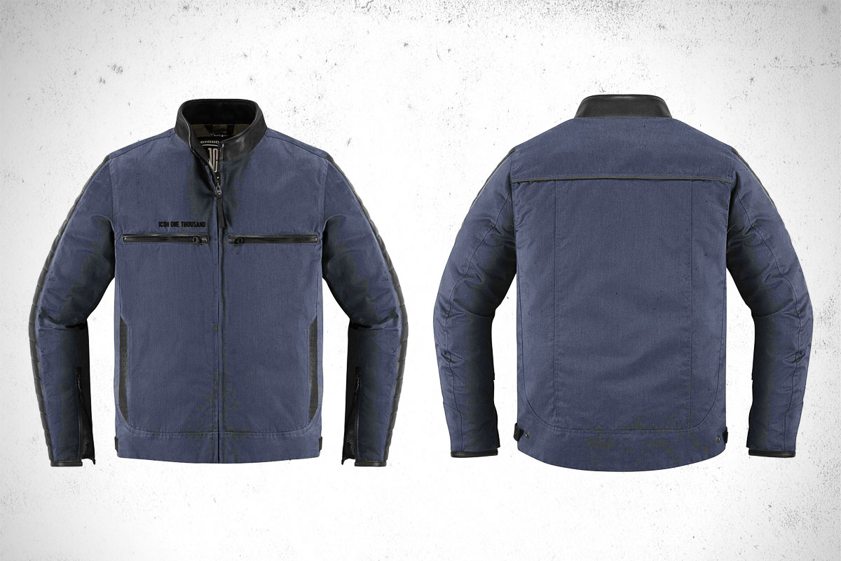 Icon MH1000 Motorcycle Jacket