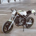 MZ Skorpion cafe racer