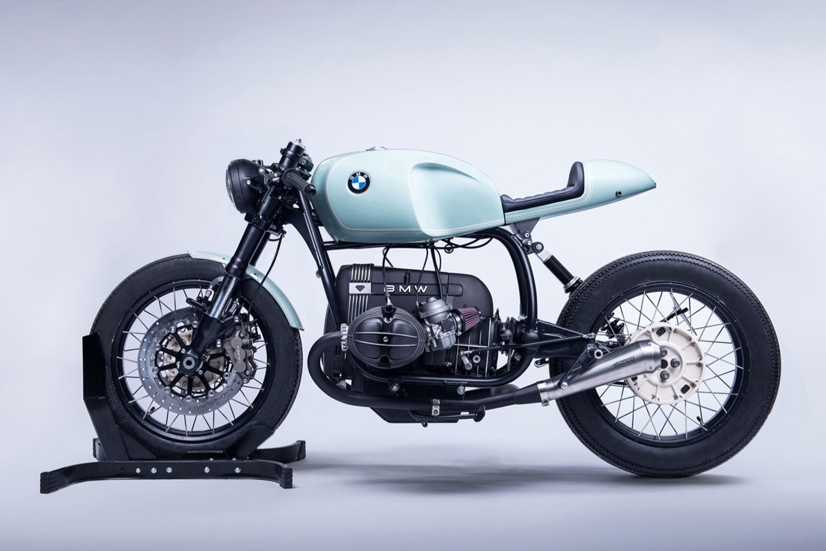 Diamond Atelier BMW R100R cafe racer