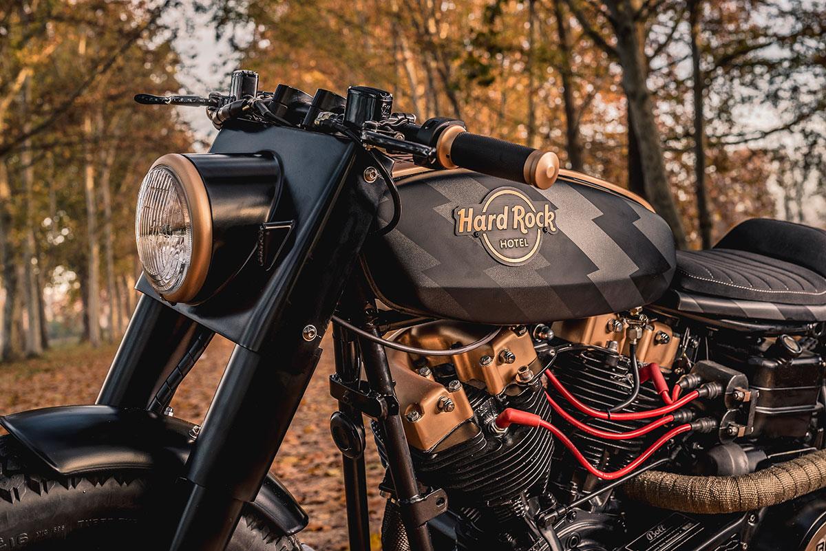 Hard Rock Harley Davidson Cafe Racer