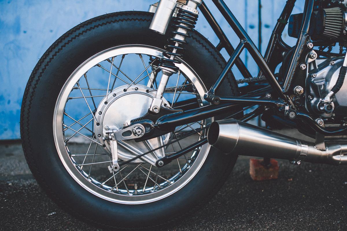 Sinroja Honda CB500 cafe racer