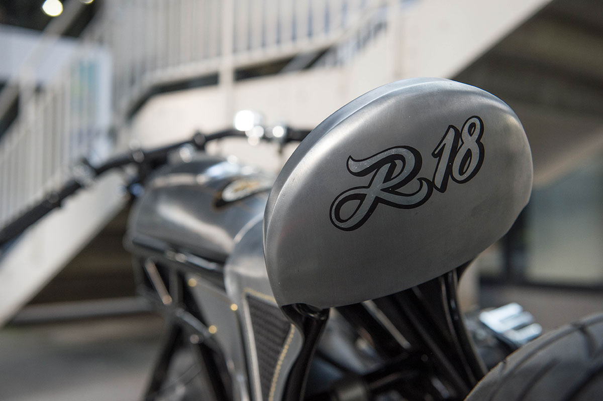 Bmw Motorrad R18 concept
