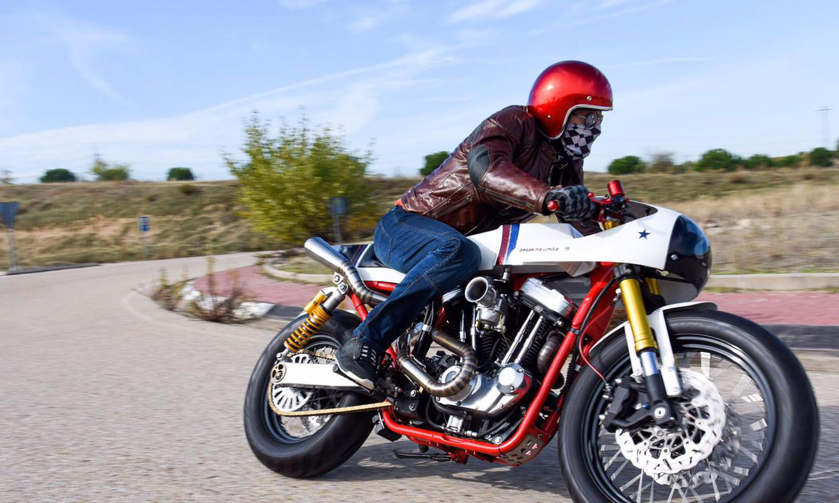 Harley Davidson Return Of The Cafe Racers