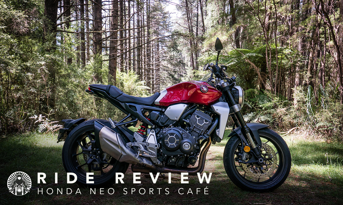 Honda neo sports cafe review