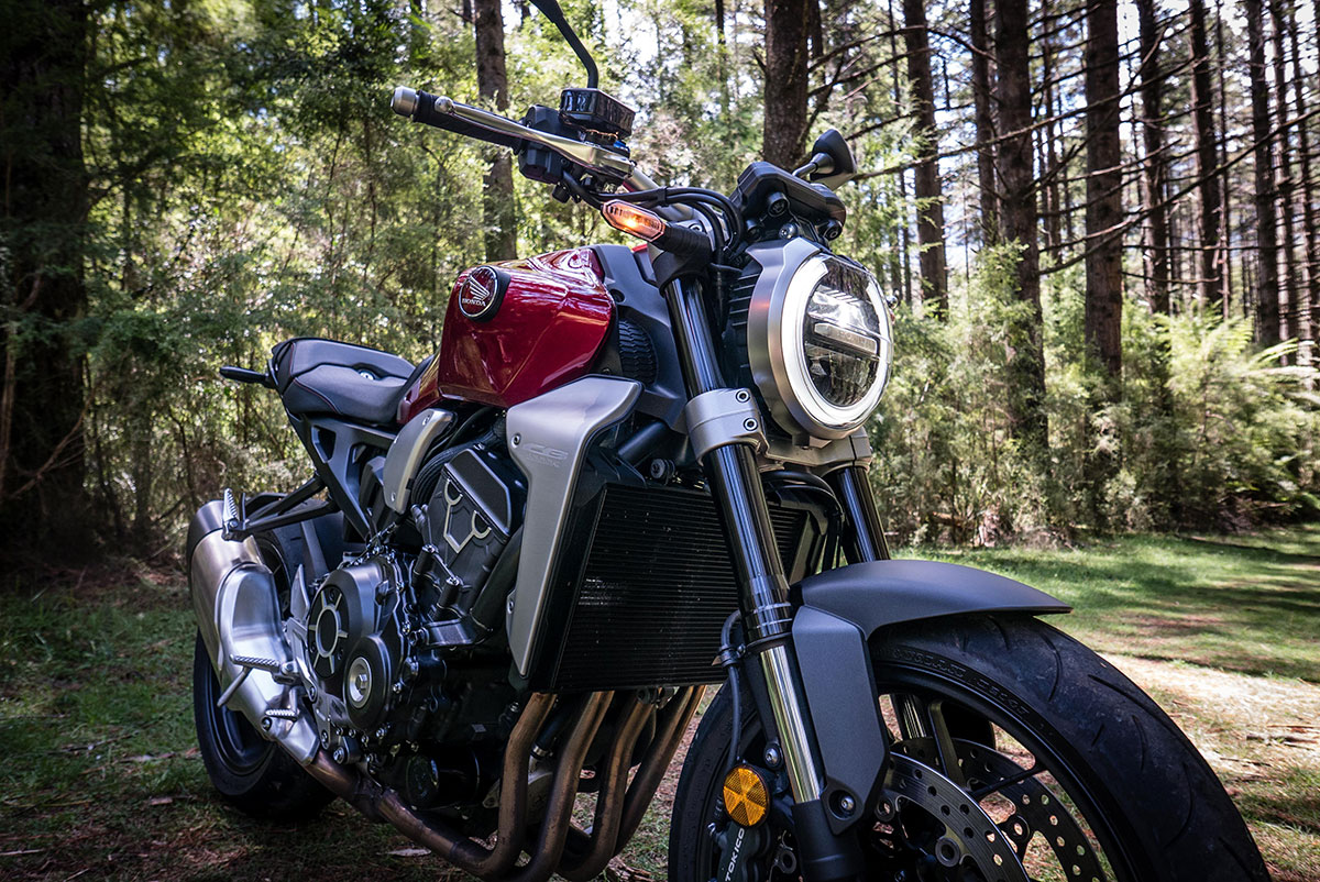 Honda Neo Sports Cafe Cb1000r Ride Review Return Of The Cafe Racers