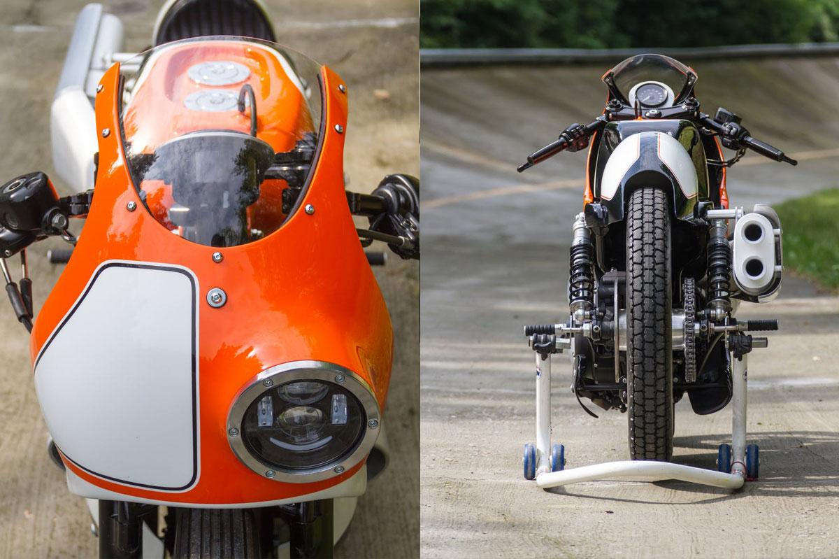 Harley Davidson 48 custom