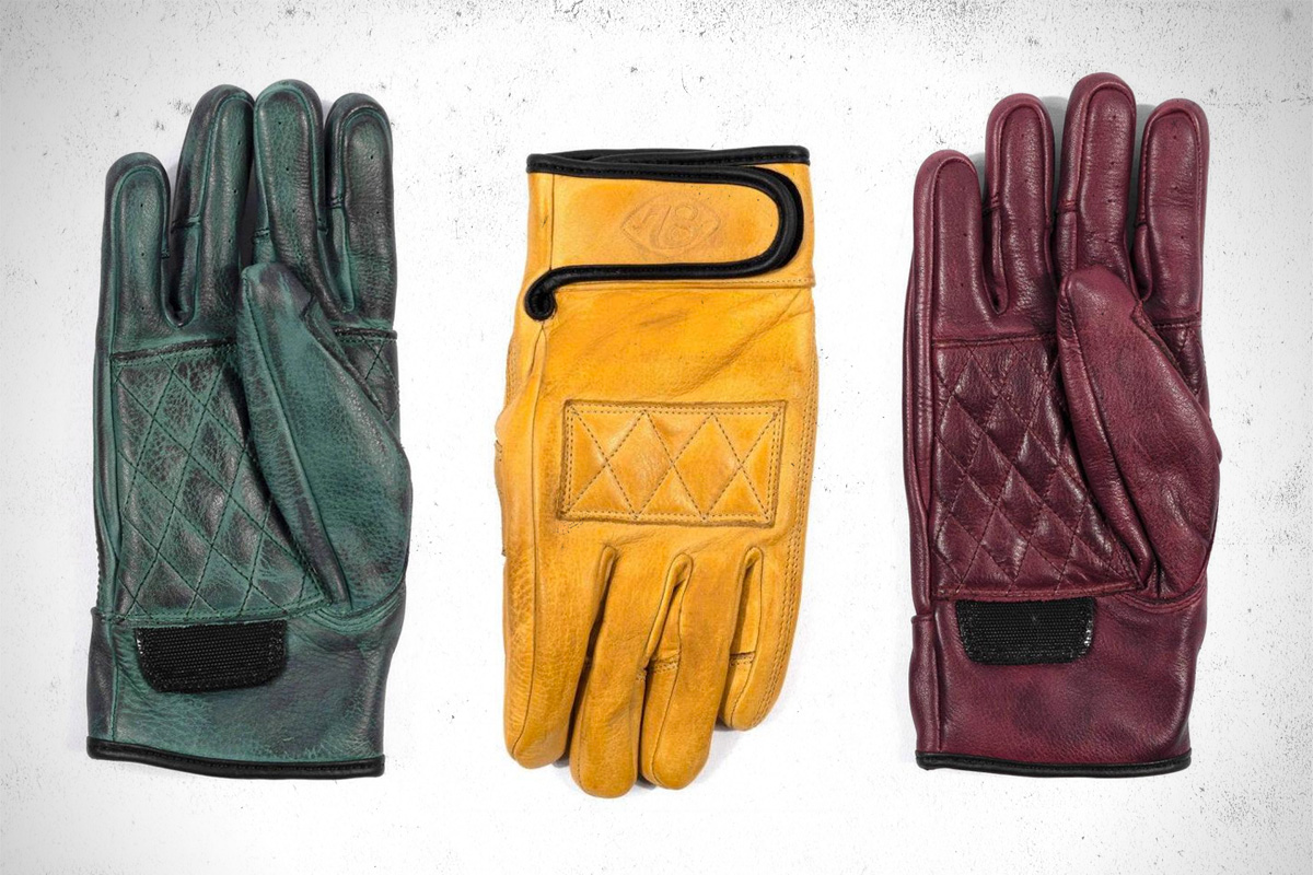 Sirocco motorcycle gloves