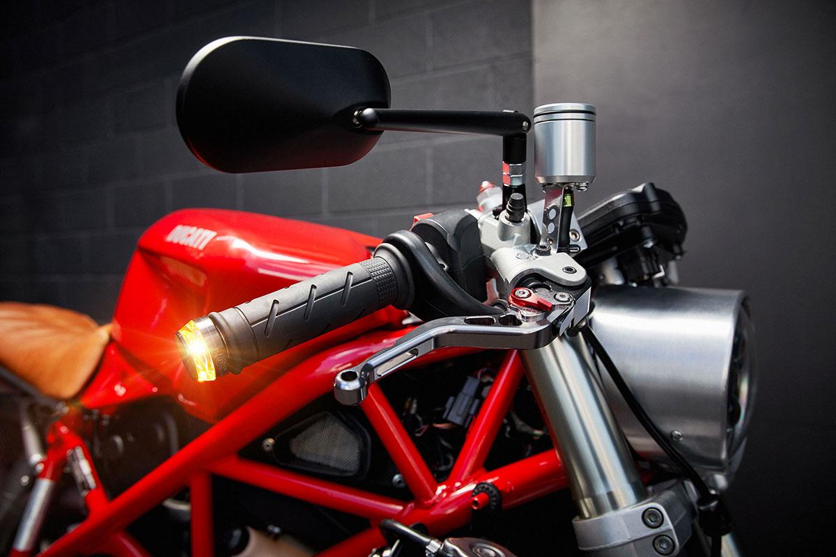 Ellaspede Ducati 848